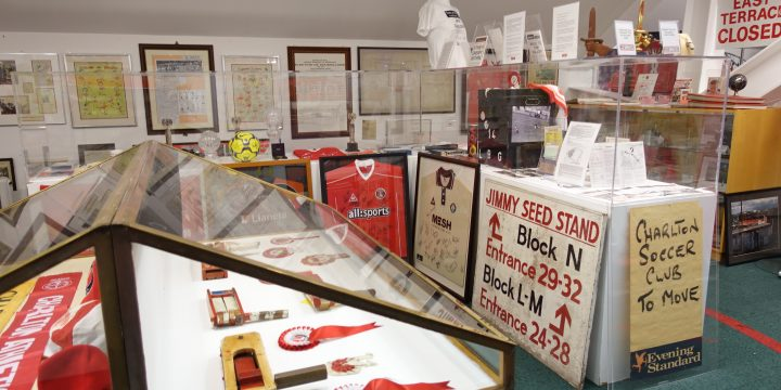 Welcome to Charlton Athletic Museum